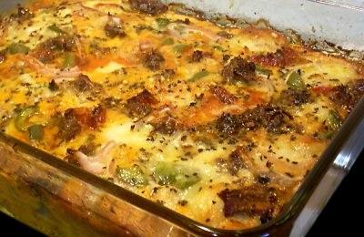 low carb recipe casserole
