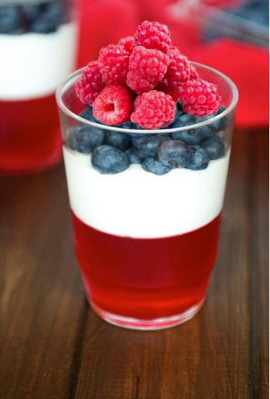 diet jello recipe 4th july