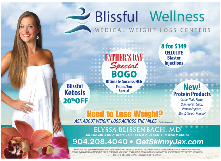 weight loss company jacksonville florida